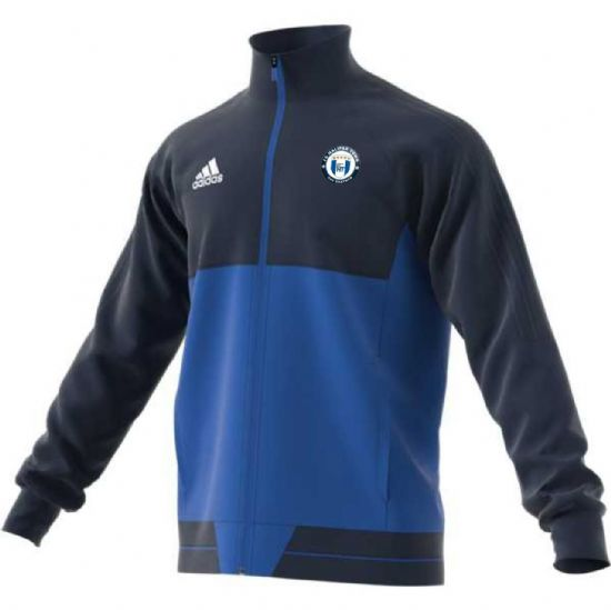 Adidas 2017 tracksuit top